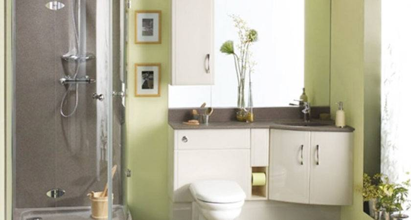 Making Most Out Small Bathroom