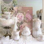 Mantel Month Enchanted Treasures Shabby Chic