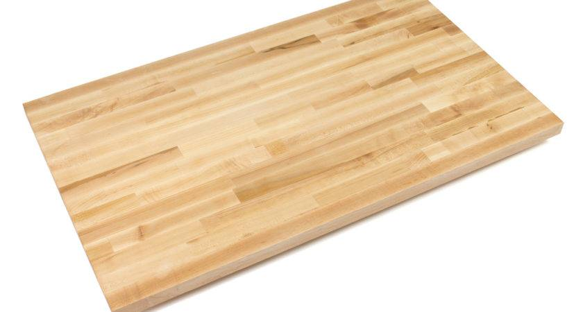 Maple Butcher Block Counter Top Inches Thick