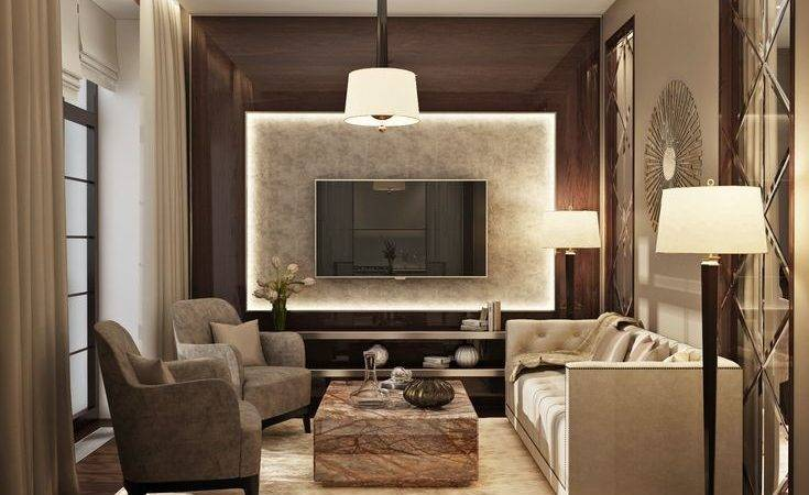 Marchenko Pazyuk Design Small Luxury Apartment