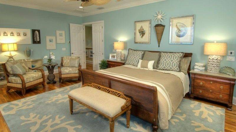 Marvelous Coral Rug Decorating Ideas Bedroom Tropical