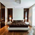 Master Bedroom Designs Brown Colors Design