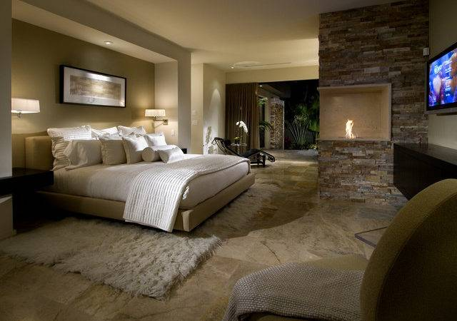 Master Bedroom Electric Fireplace Ideas