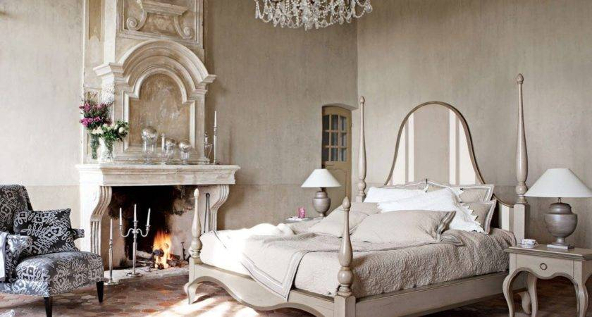 Master Bedroom Fireplaces Antique Ancient