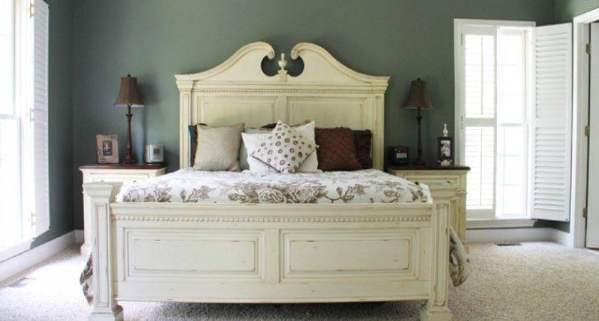 Master Bedroom Retreats Silver Sage Paint