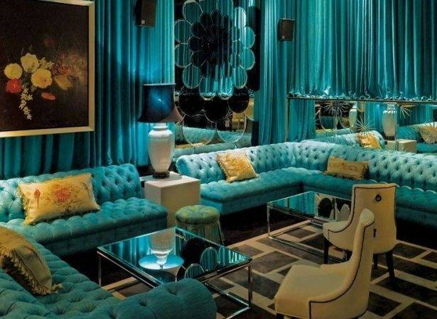 Matching Turquoise Living Room Furniture