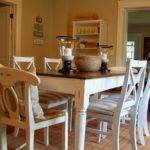 Milk Paint Dining Room Table Painted Furniture Before