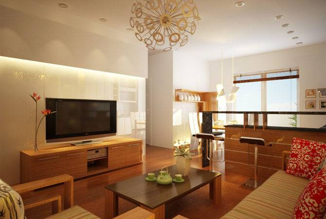 Minimalist Apartment Interior Decorating Supporting More