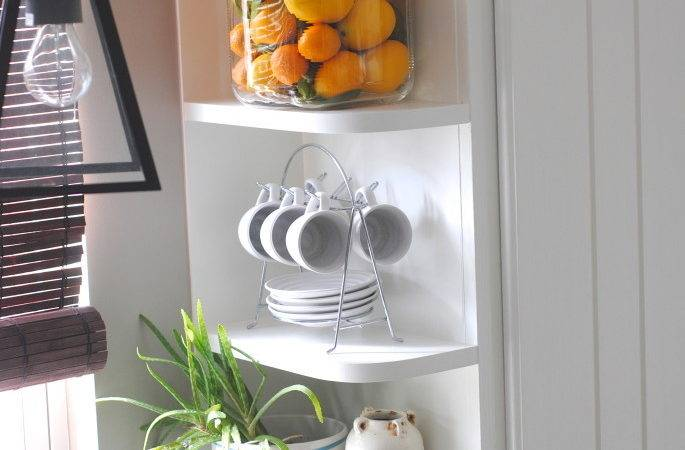 Minute Decorating Displaying Favorite Objects Making