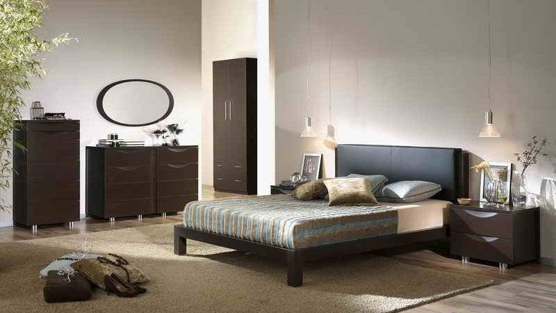Miscellaneous Colour Schemes Bedrooms Dark
