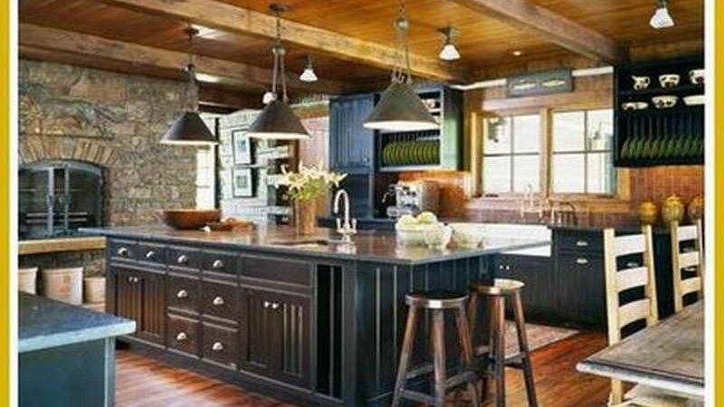 Miscellaneous Diy Rustic Kitchen Island Plans Interior