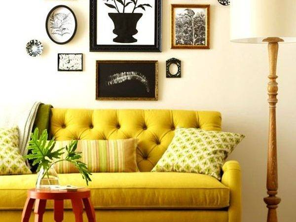Mixing Some Mustard Yellow Ideas Inspiration