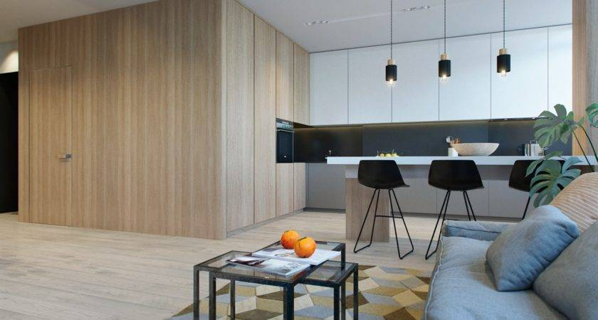 Modern Apartments Under Square Feet Area Young