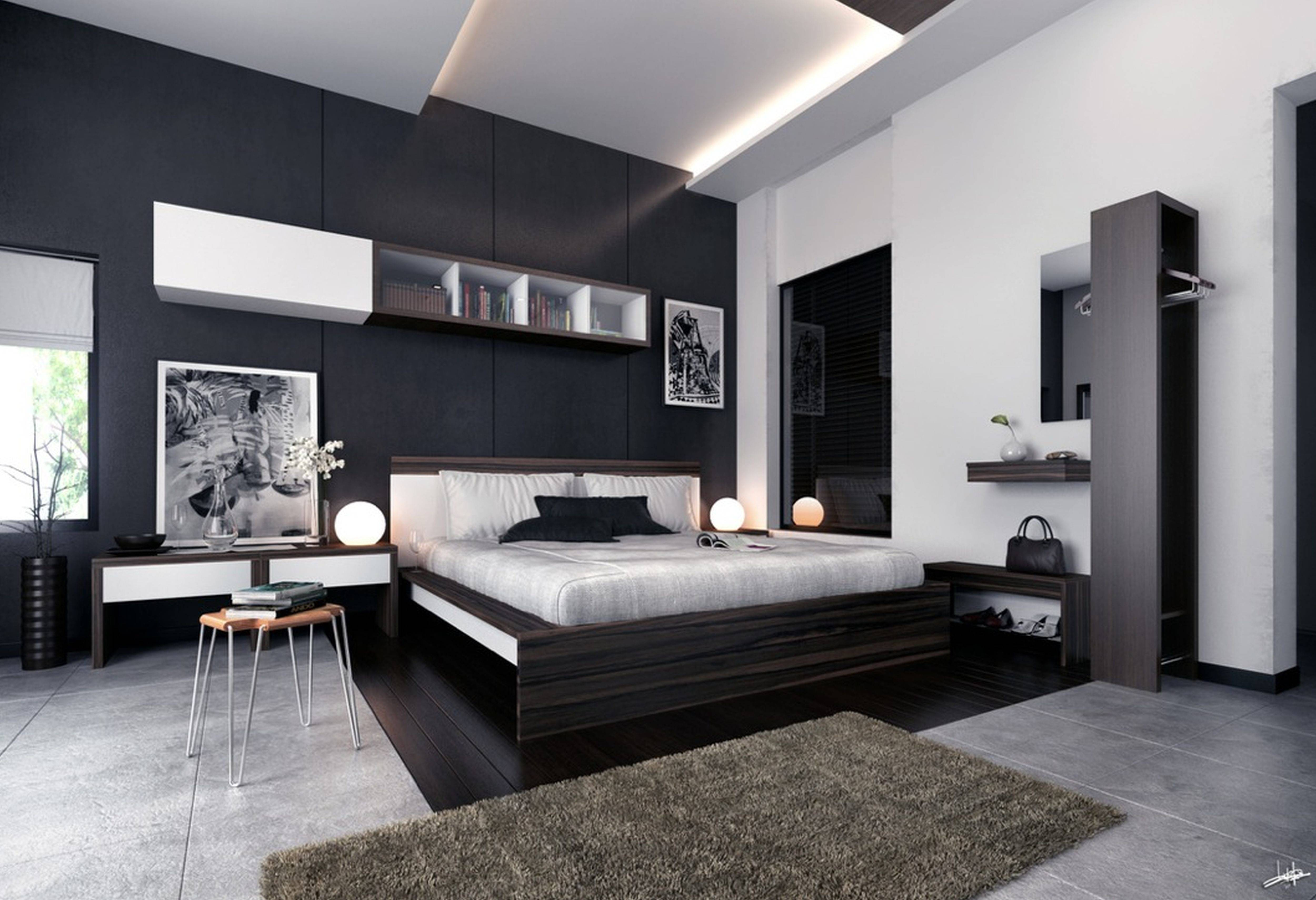 24 Perfect Images Black And White Painted Rooms Little Big Adventure