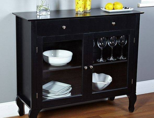 Modern Buffet Cabinet Dining Room Furniture Kitchen