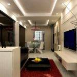 Modern Ceiling Design Small Living Room House