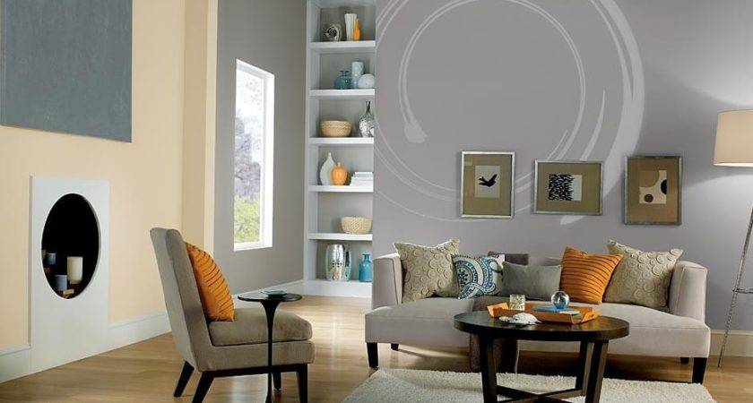 Modern Colour Styles Painting Your Living Room