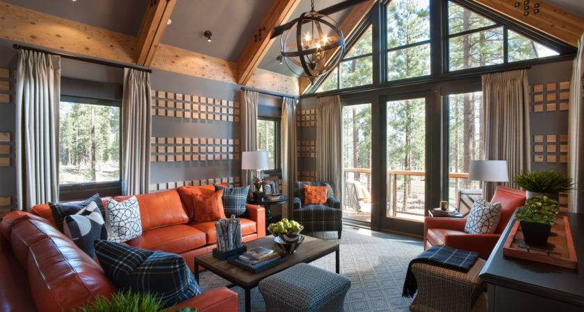 Modern Country House Interior