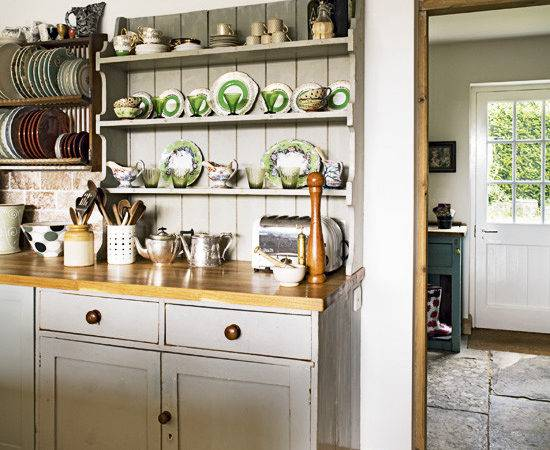Modern Country Style Kitchen Rule Three Open