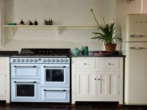 Modern Country Style Loves Smeg Fridges