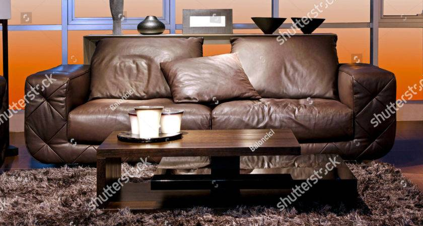 Modern Furniture Living Room Earth Tones
