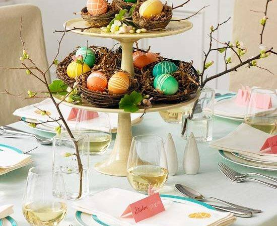 Modern Furniture Spring Centerpieces Table