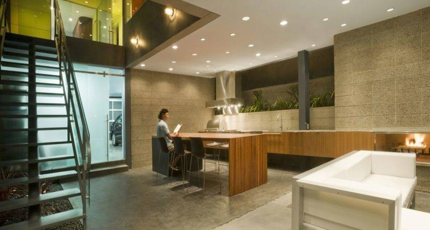 Modern House Interior Design Decobizz
