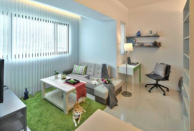 Modern Ideas Decorating Small Apartments Happily