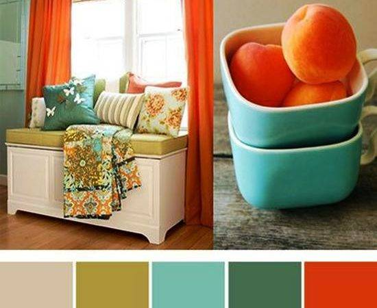 Modern Interior Colors Decorating Color Trends