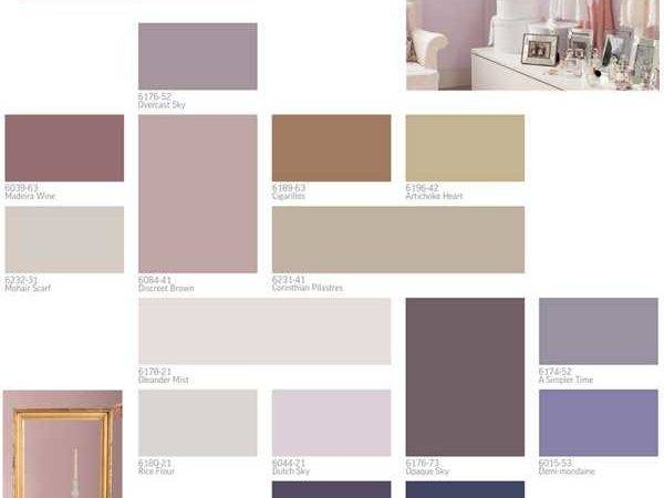 Modern Interior Paint Colors Home Decorating Color