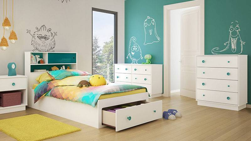 Modern Kids Bedroom Designs Perfect Both Girls