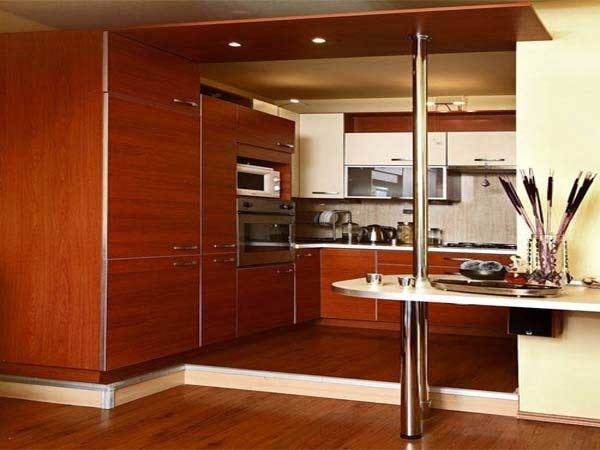 Modern Kitchen Designs Very Small Spaces Yirrma