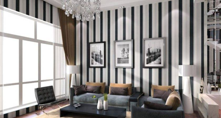 modern living room design ideas black white 143331