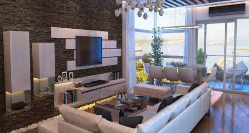 Modern Living Room Home Decor Dands