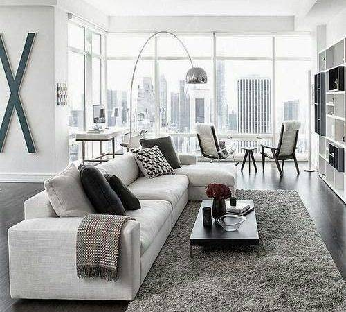Modern Living Room Home Decorating Inspiration