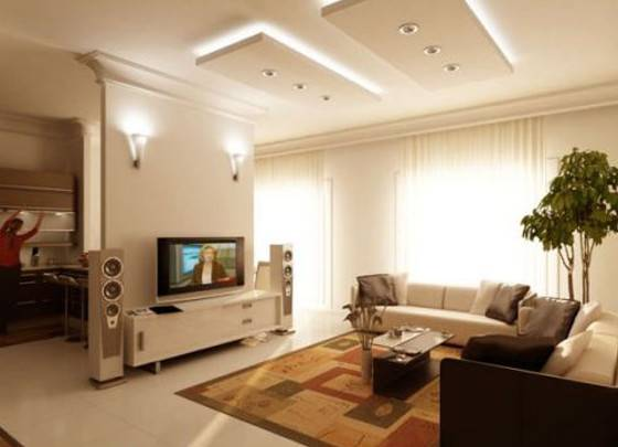 Modern Living Rooms Setting Ideas Huntto