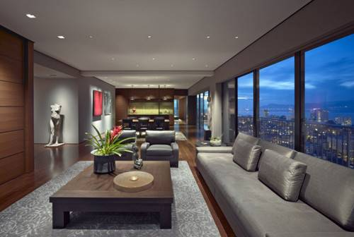 Modern Luxury Apartment Interior Design Plushemisphere