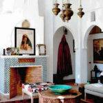 Modern Moroccan Style Living Room Design Ideas