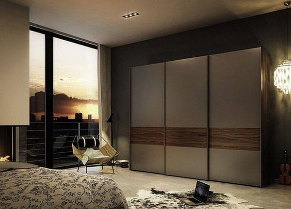 Modern Sliding Doors Wardrobes Adding Style Your Bedroom