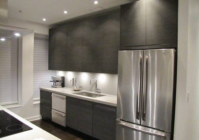 Modern Small Galley Kitchens Home Christmas Decoration