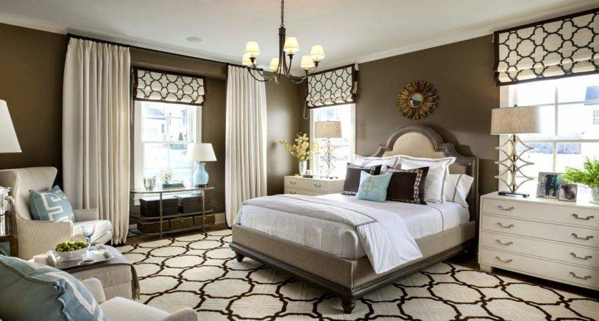 Modern Spacious Guest Bedroom Design Ideas Nice