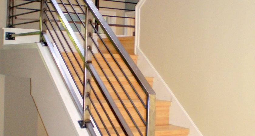 Modern Stair Railing Ideas Latest Door Design