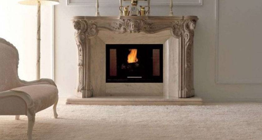 Modern Wall Fireplace Designs Iroonie