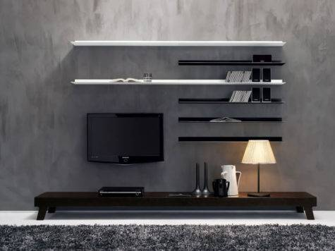 Modernist Wall Cabinet Decorating Ideas Ipc Modern