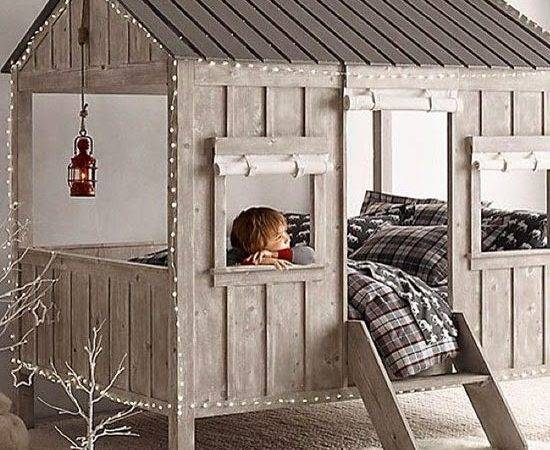 Mommo Design Treehouse Beds