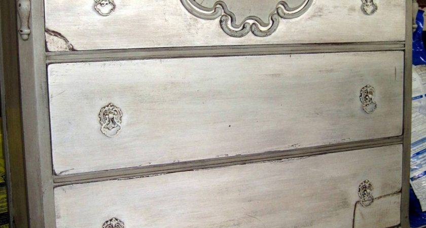 Mommy Coo Painted Amp Glazed Antique Dresser