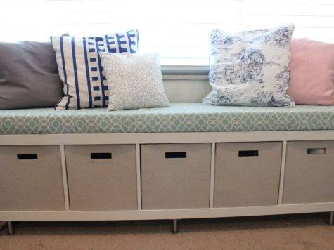 Mommy Vignettes Ikea Sew Window Bench Tutorial