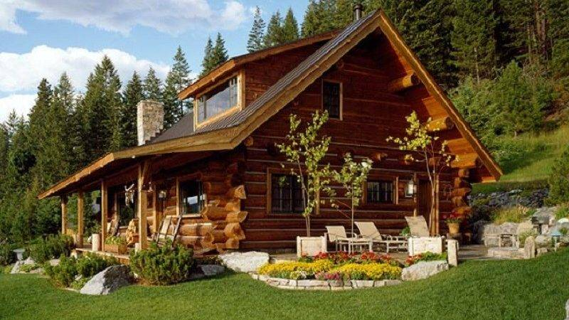 Montana Country Dream Cottage Living