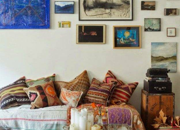 Moon Eclectic Sitting Rooms