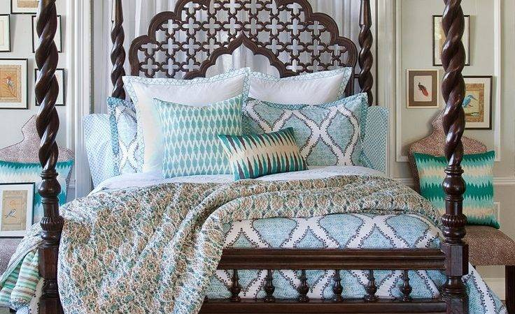 Moroccan Bed Frame Style Bedding Sets Today All